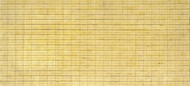 Agnes Martin - Friendship 1963