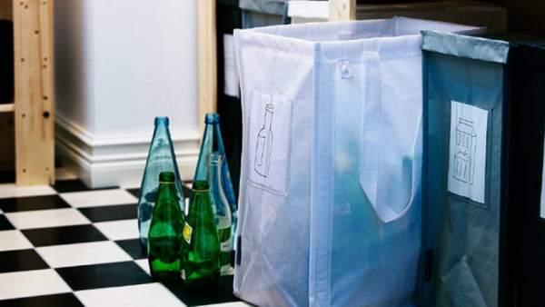 C mo reciclar y acertar con los residuos que salen de casa - Fluorescentes cocina ikea ...