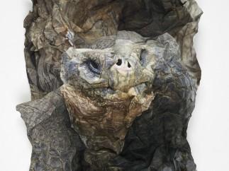 Marcus Coates - Tortoise aus der Serie Ritual for Reconciliation, 2014