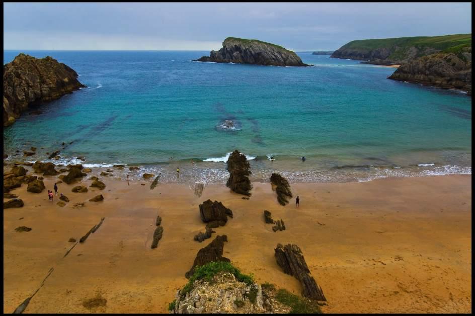 La mejor playa de Cantabria
