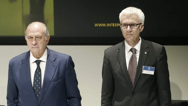 Reunión de la Interpol