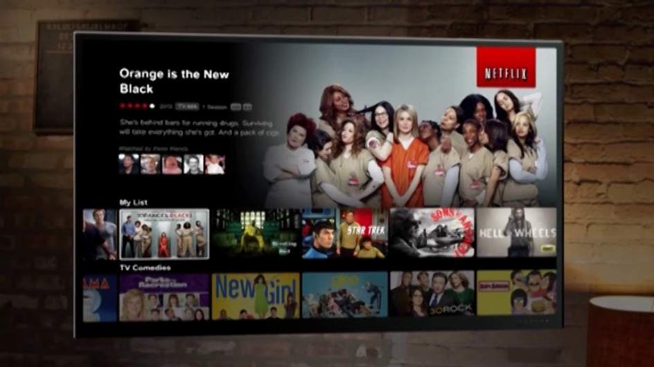 how to connect tv to internet for netflix