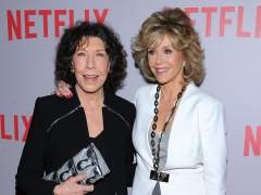 Jane Fonda y Lily Tomlin