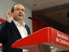El PSC aparca la consulta soberanista por un referendo de reforma de la Constituci�n