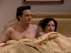 Chandler y Monica, de Friends