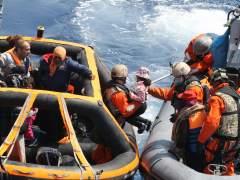 El Mediterr�neo se ha convertido en la ruta m�s mortal para los inmigrantes