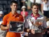 Wawrinka gana Roland Garros