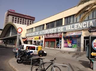 Estación de autobuses de Valencia