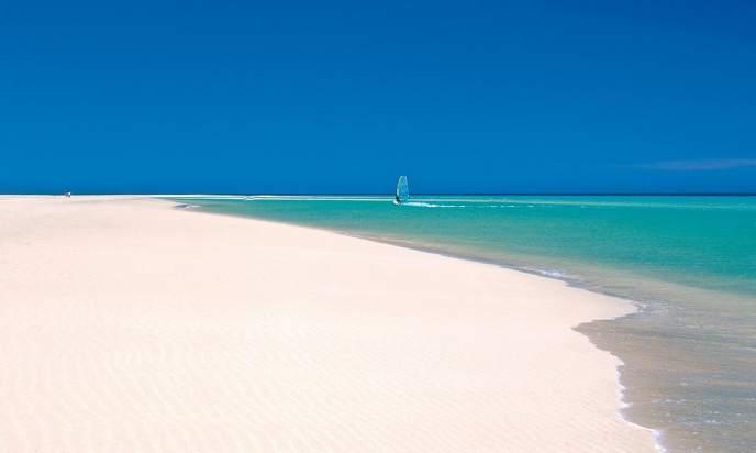 La mejor playa de las Islas Canarias