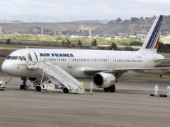Air France cancela el 20% de los vuelos en plena operación salida