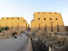 Hallan una estatua de Tiye, abuela de Tuntankamón