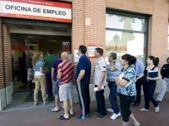 España, muy lejos del nivel de empleo anterior a la crisis