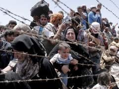 El número de menores no acompañados demandantes asilo se cuadruplica