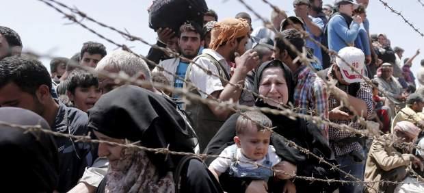 La guardia fronteriza de Turquía y Jordania mató a tiros a once refugiados sirios solo en mayo