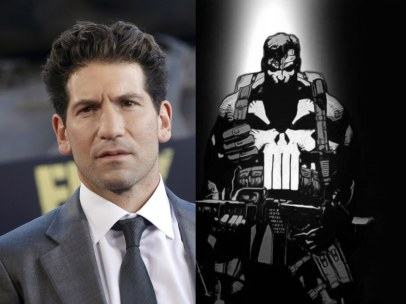 Jon Bernthal y Punisher