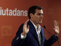 Albert Rivera, proclamado candidato de Ciudadanos a la presidencia del Gobierno
