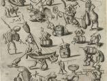 'Phantastische Figuren', 1570-1600