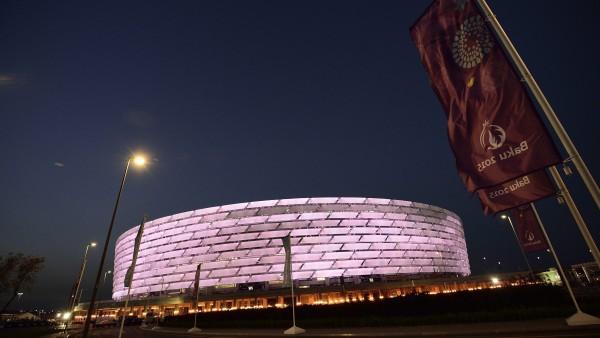 Entre Europeos Llegan Primeros Los Juegos Afán Bakú El Polémica Y XwUqPAXg