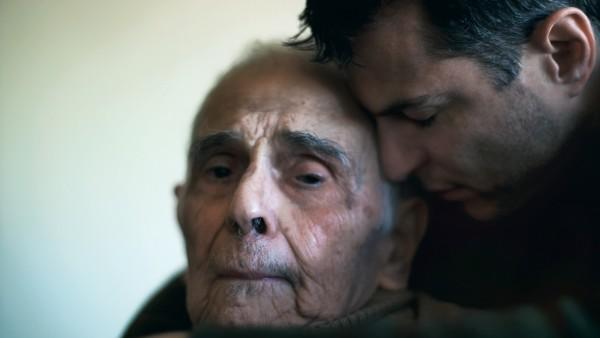 Phillip Toledano: aus der Serie 'Days With My Father', 2006-2009