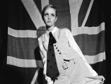 Twiggy, 1966, Photograph Terence Donovan