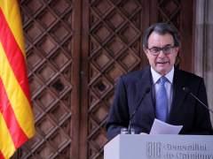 El 'no' a la independencia ganar�a con un 50%, seg�n el bar�metro de la Generalitat