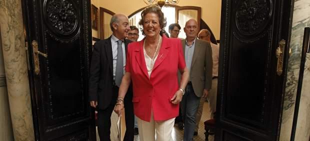 El PP dice que es Barberá quien debe decidir si ir o no a declarar ante el juez del 'caso Imelsa'