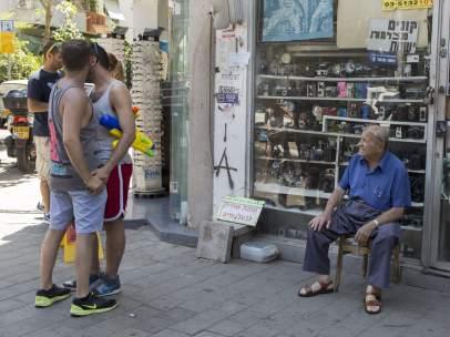D�a del orgullo gay en Israel