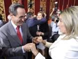 Milagros Tolón, nueva alcaldesa de Toledo