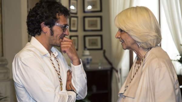 'Kichi' acaba con 20 años de Teófila en Cádiz