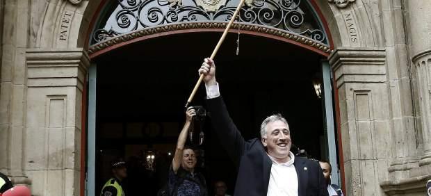 EH Bildu entra en el Ayuntamiento de Pamplona