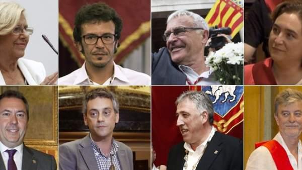 Nuevos alcaldes este 13-J