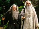 Gandalf y Saruman