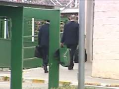 Blasco ingresa en prisión