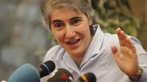 La monja Teresa Forcades