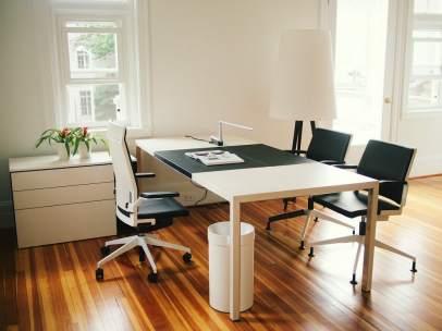 Oficina vacía