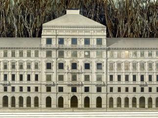 Joseph Cornell, Palace, 1943