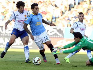 Real Zaragoza - Las Palmas