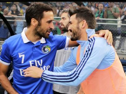 Raúl y Villa