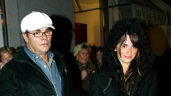 Penélope Cruz y su padre