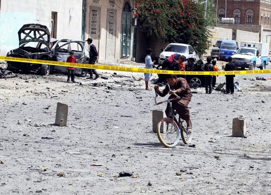 Estado Islámico ataca Saná
