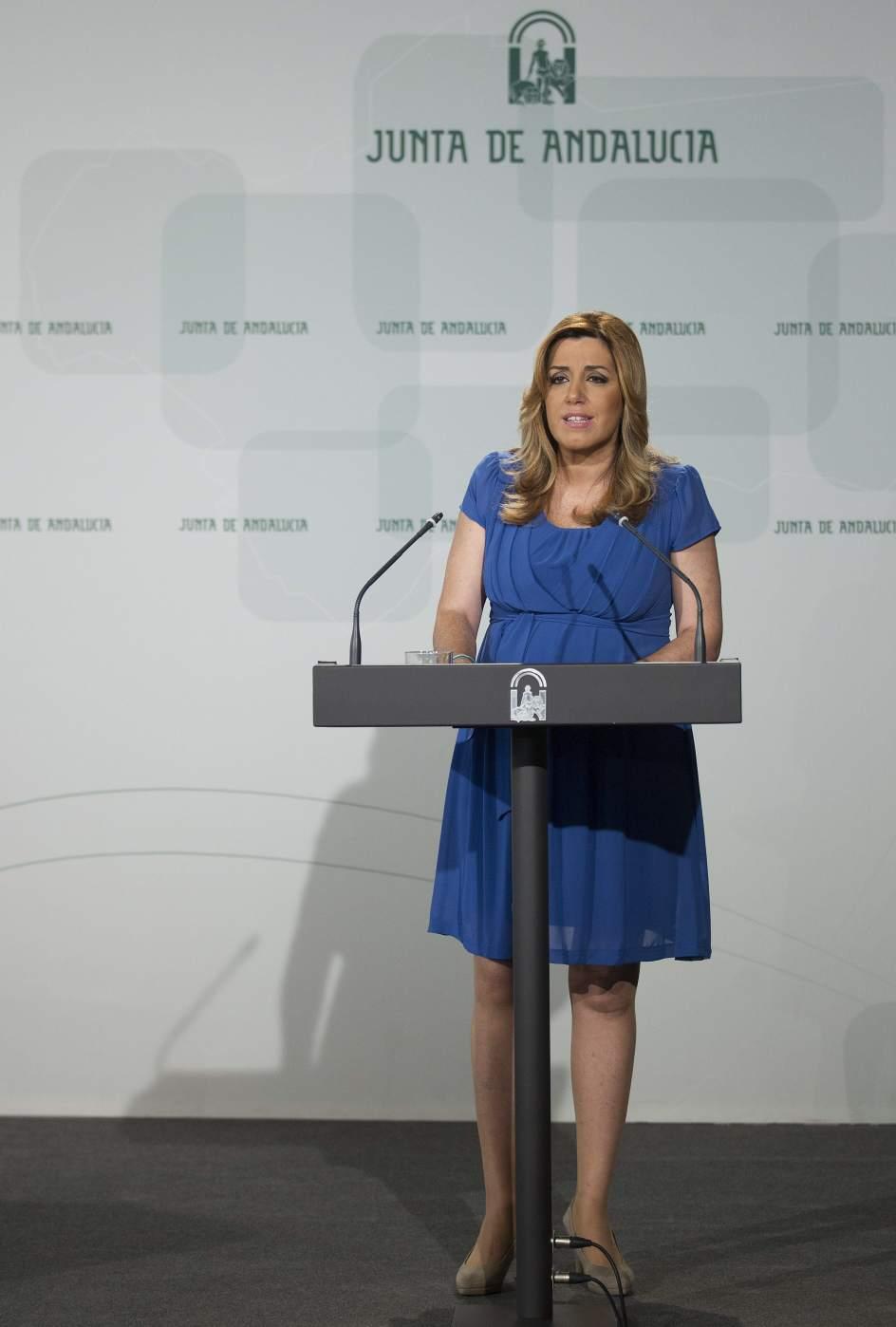 La junta de andaluc a tiene 238 altos cargos 222 for Oficina junta de andalucia