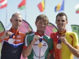 Contrarreloj en los Juegos Europeos 2015
