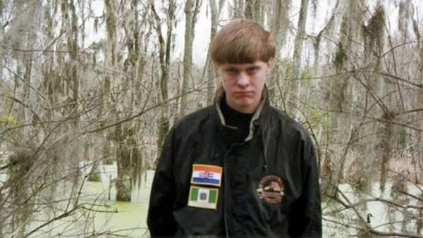 Sospechoso del tiroteo de Charleston