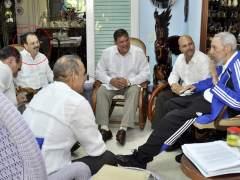 Un nuevo Castro entra en la escena pol�tica cubana