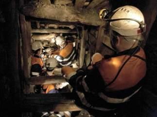 Turismo en la mina asturiana