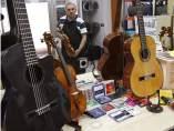 Guitarra de fibra de carbono