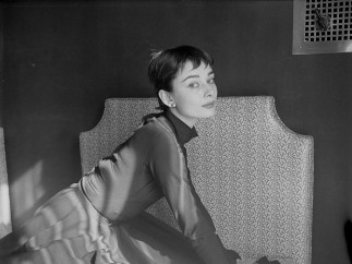 Audrey Hepburn by Cecil Beaton, 1954