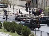 Atentado terrorista en el Parlamento afgano