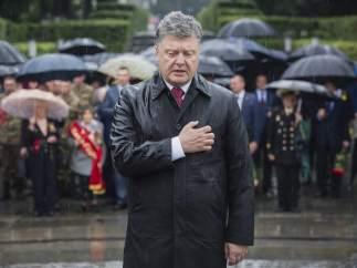 Conmemoración a las víctimas de la II Guerra Mundial