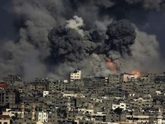 Ataques de Israel en Gaza